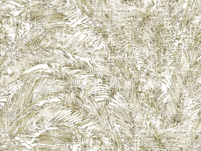 0696300012_tem Papel Pintado Vegetal Verde