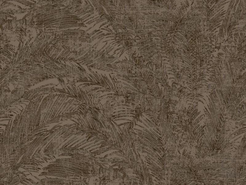0696300014_tem Papel Pintado Vegetal Marrón