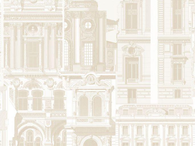 0696300071_tem Papel Pintado Arquitectura Beige