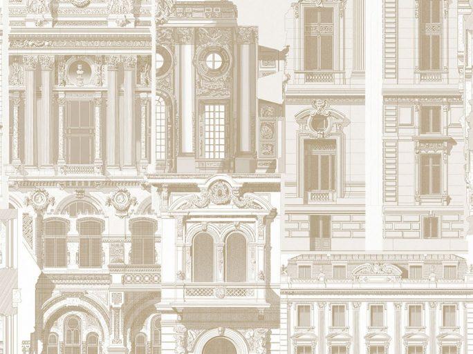 Papel Pintado Arquitectura Marrón 0696300072_tem