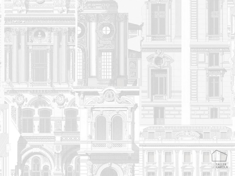 0696300073_tem Papel Pintado Arquitectura