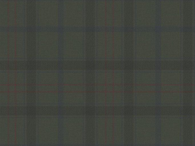 Papel Pintado Cuadros Escoceses Caqui