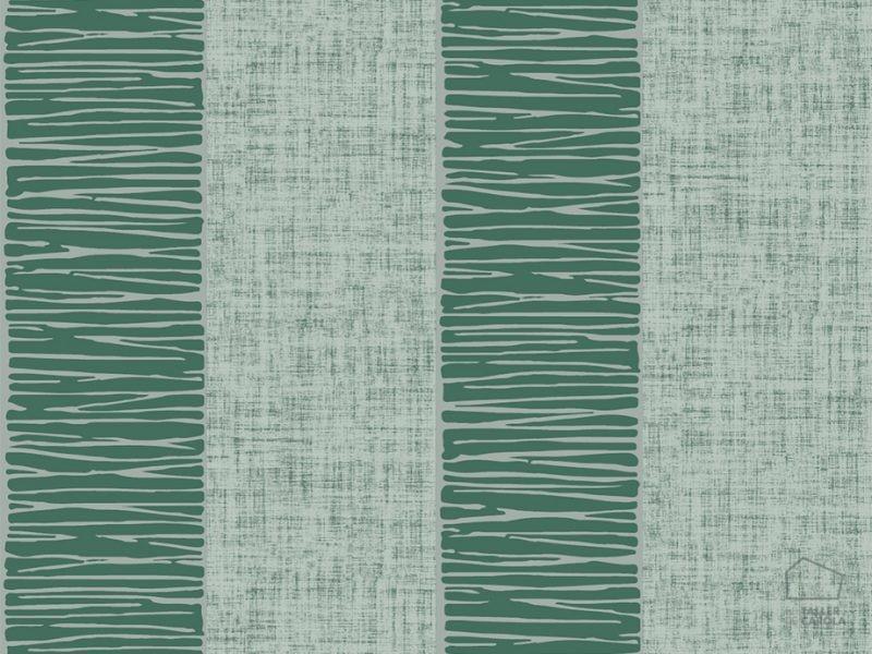 Turquesa el taller de carola for Papel pintado rayas verdes