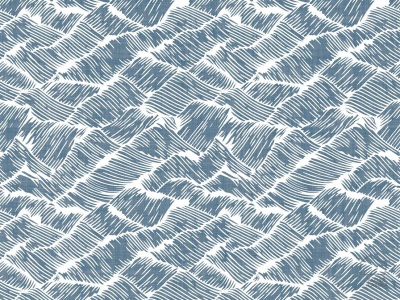 069aug6600001 Papel Pintado Lineas Dibujo Azul