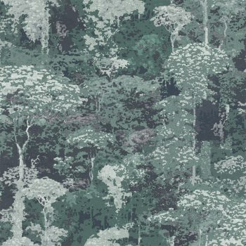 069cla6600022 Green Vegetal Wallpaper
