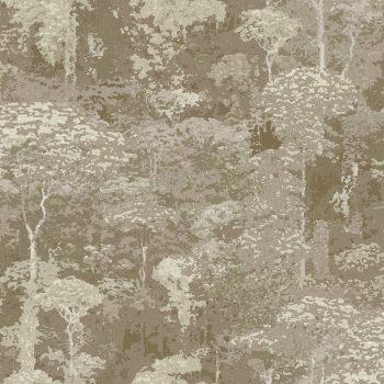 069cla6600023 Papel Pintado Vegetal Arboles Piedra