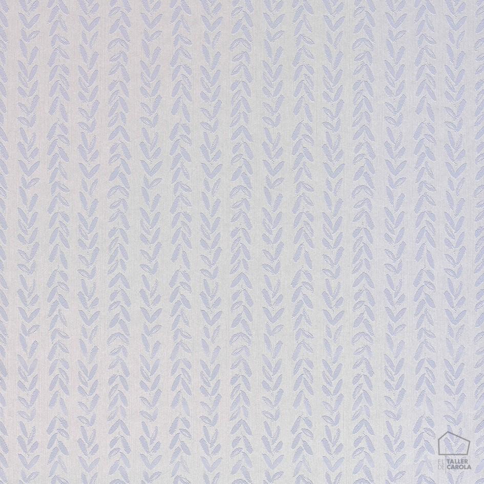 Papel pintado textura trenza azul inspiraci n estilo r stico for Papel pintado azul