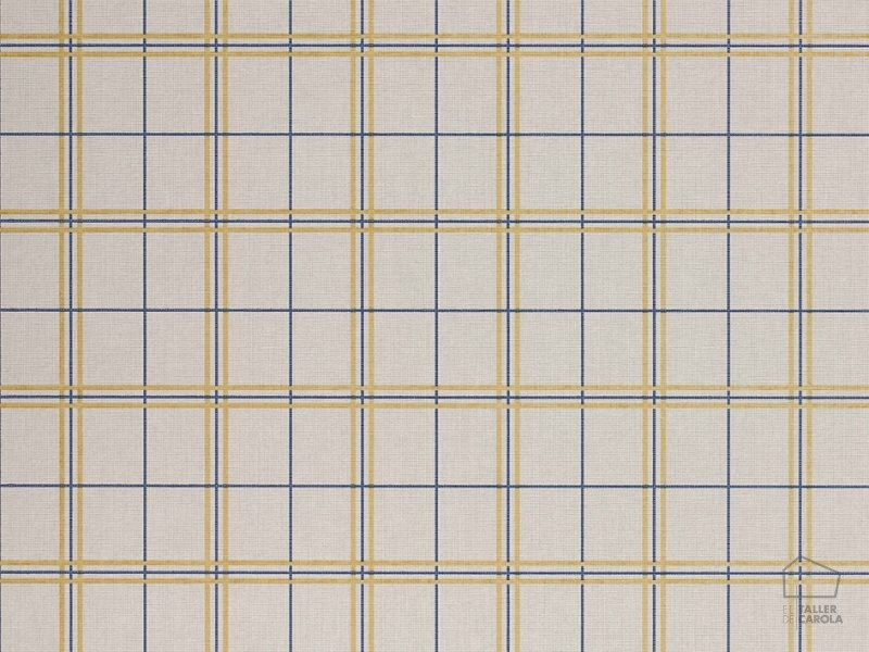 amarillos y ocres el taller de carola On papel pintado pato azul y amarillo mostaza