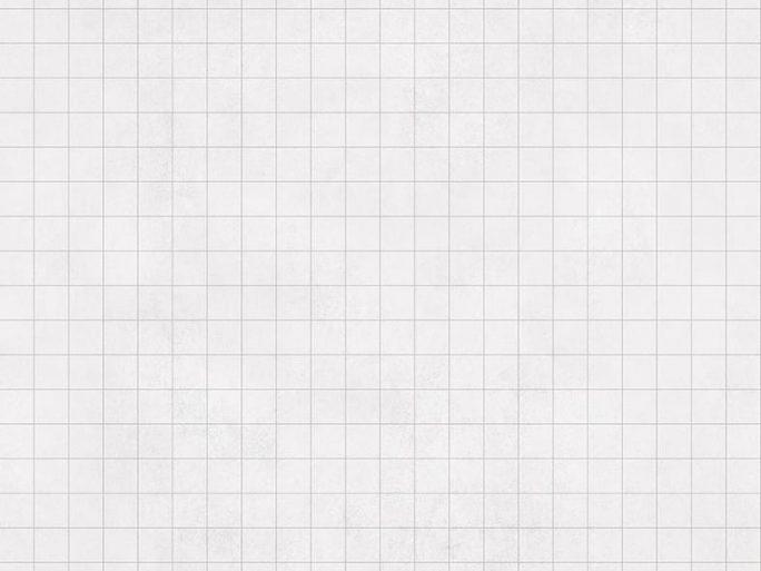 Papel Pintado Cuadros Cuaderno Gris