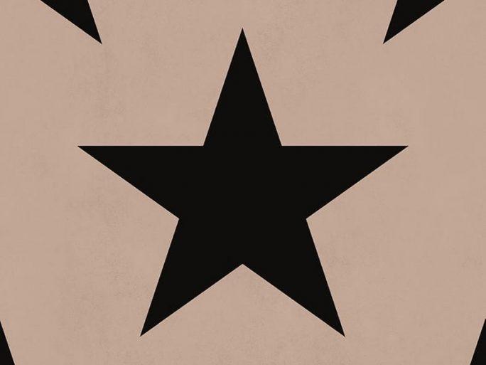 Papel Pintado Infantil Estrella Nude