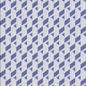 Papel Pintado INC Cerámica Azul