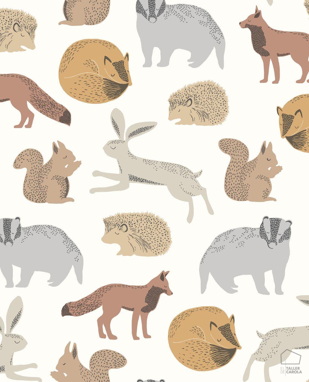 069min399050-papel-pintado-animales-infantiles-tierra-01