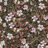 Papel Pintado FLOR Flores Lila