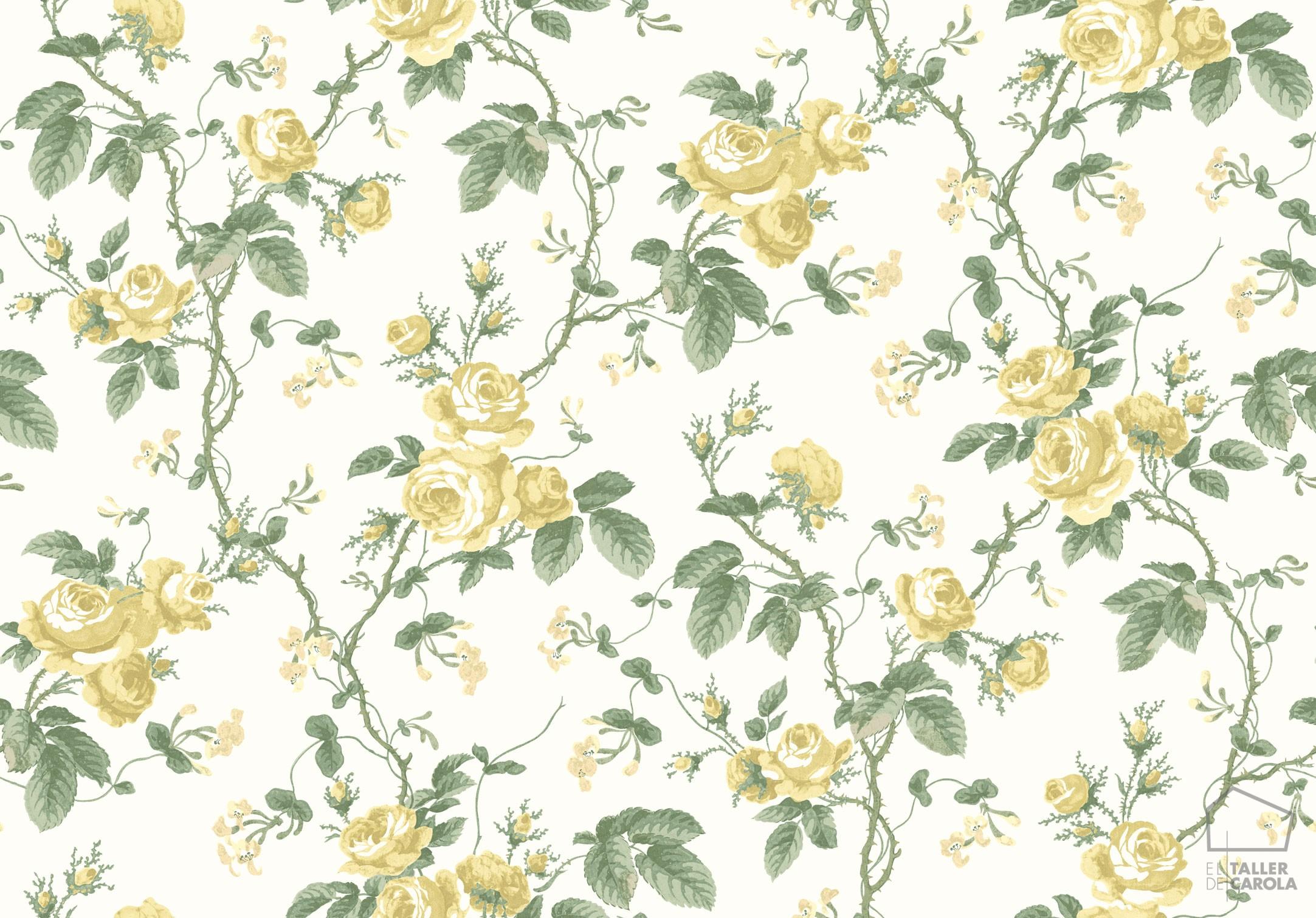 079fre7213-papel-pintado-flores-vintage-amarillas3