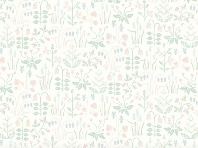 Papel Pintado Nórdico Flores Blanco 079inb-stra7217