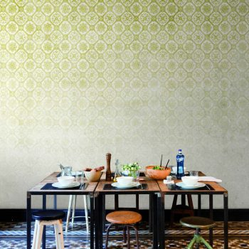 080jou1022_2 Mural Azulejos Amarillo