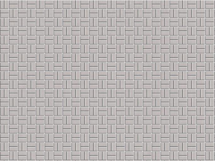 Papel Pintado LLO Mosaico Gris