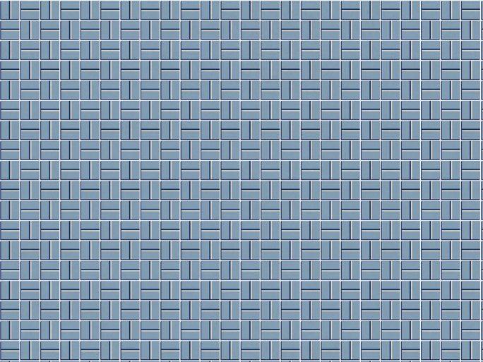 Papel Pintado LLO Mosaico Azul