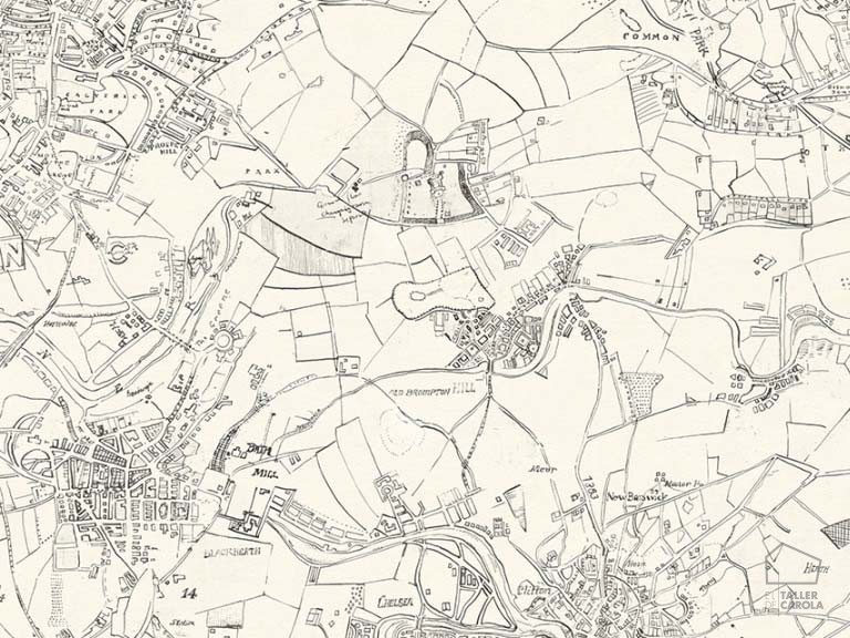 080mapr13361 Papel Pintado Mural Mapas