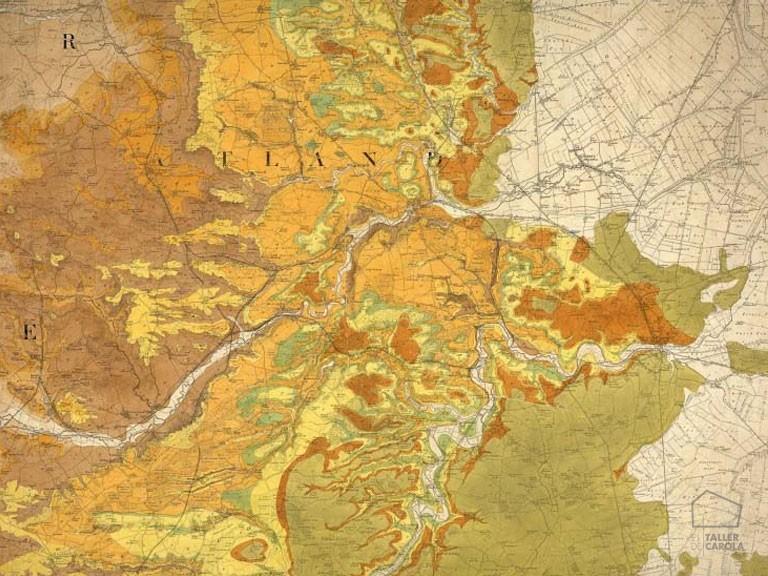 080mapr13761 papel pintado mural mapas el taller de carola - Papel pintado mapa ...