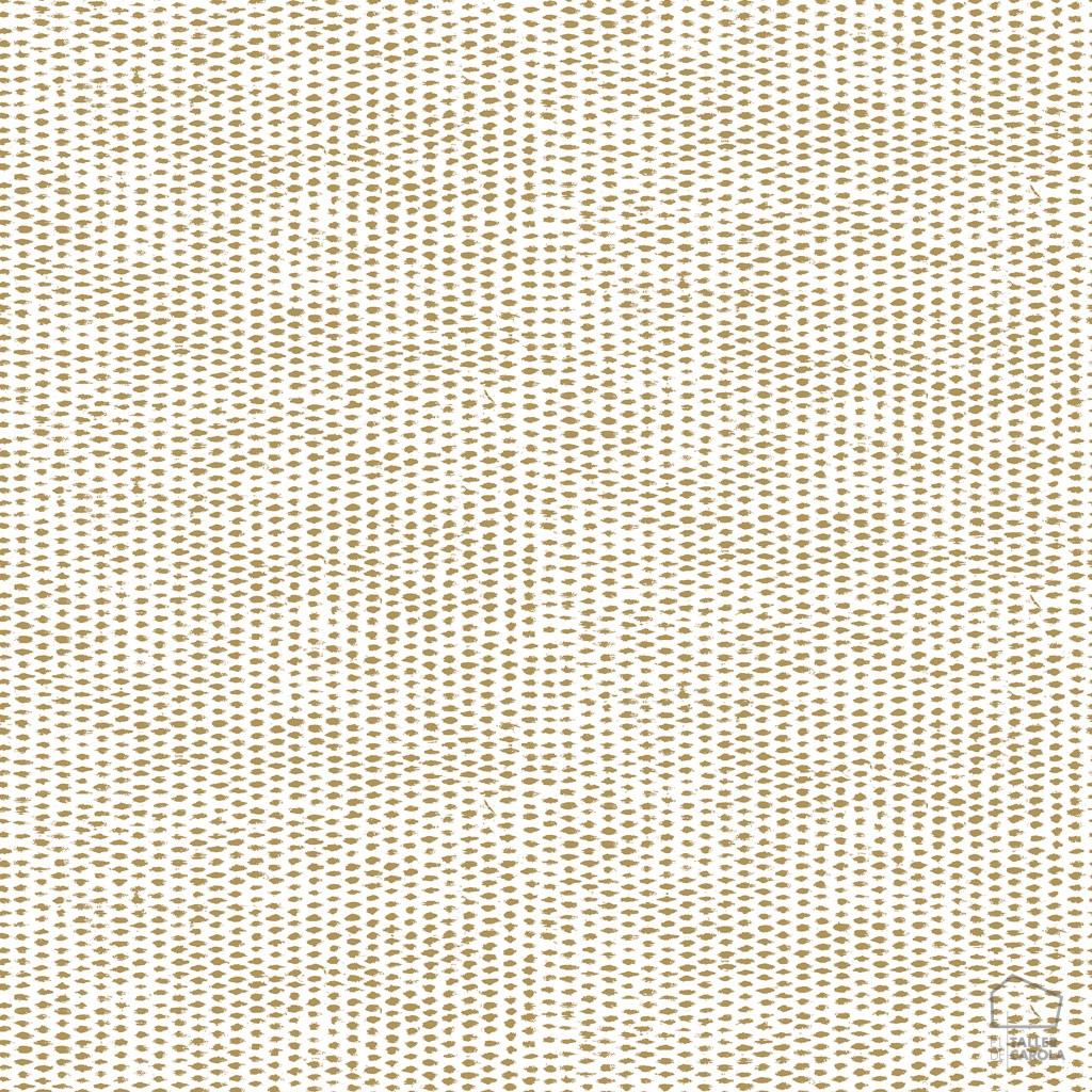 Papel pintado textura sisal oro inspiraci n artesanal for Papel pintado coruna