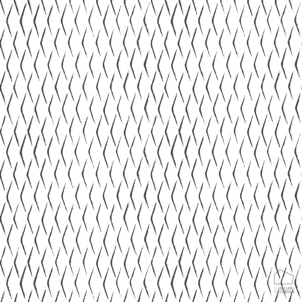 080med2501_1 Papel Textura Escamas Negro
