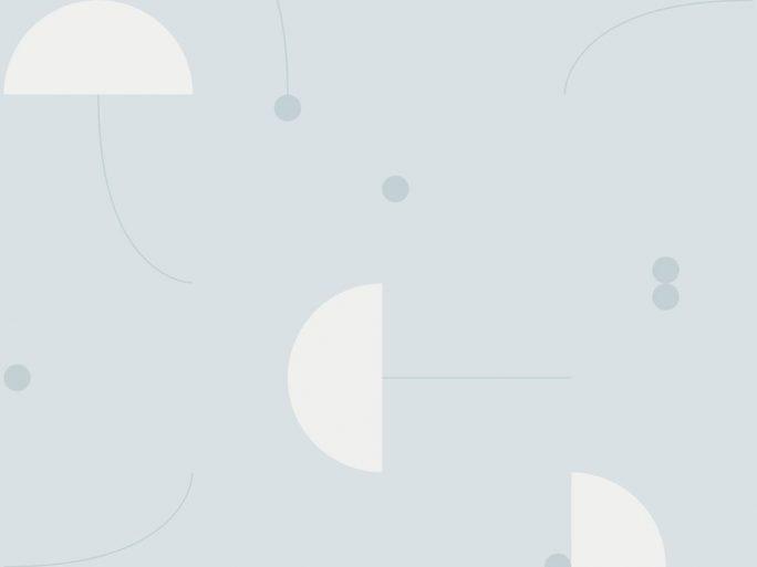 0819232hay Papel Pintado Estampado Geométrico Azul