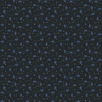 0819236hay Papel Pintado Geométrico Figuras Azul