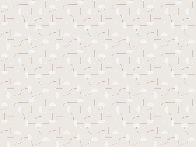 0819239hay Papel Pintado Geométrico Figuras Beige