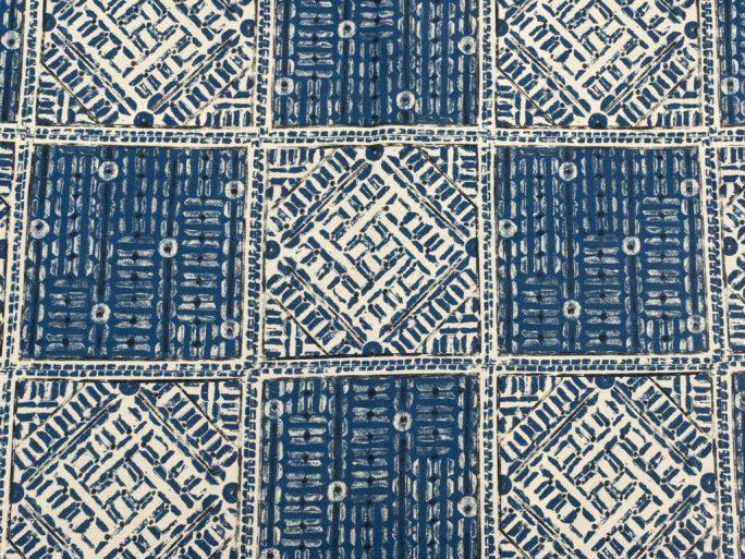 092eth_ka_tf1229_006_150 Tela Étnica Estampado Geométrico Azul