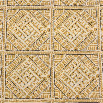 092eth_kum_tf1230_005_150 Tela Étnica Estampado Geométrico Mostaza