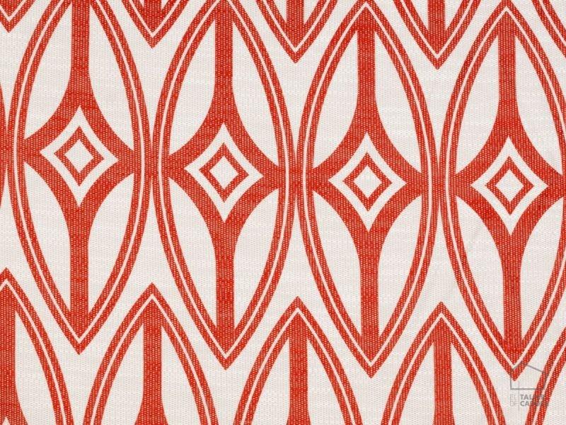 092por_cip_tf1175_001_130 Tela geométrico étnica roja