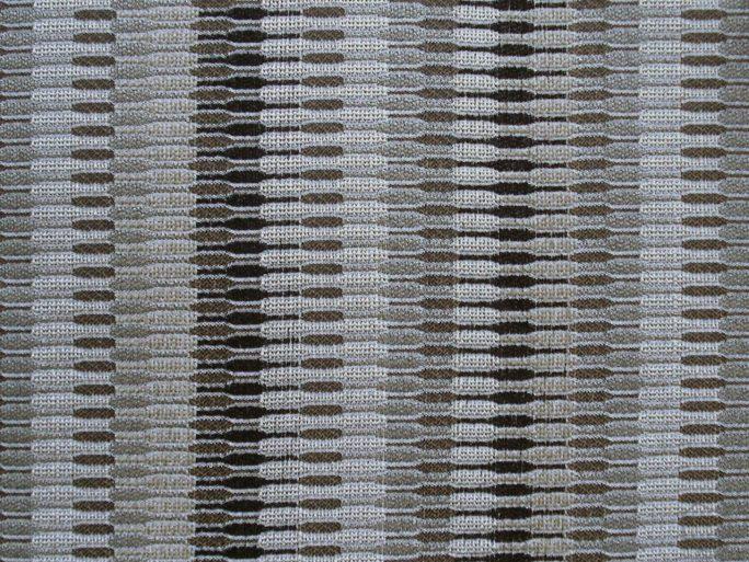 094cho7743_8 Tela Geométrica Vintage Marrón