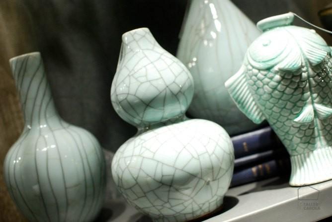 8objetos ceramica decoracion eltallerdecarola el taller for Objetos decoracion industrial