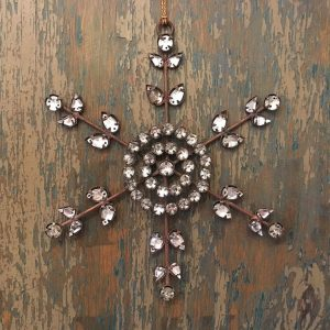 Nieve Metal – Cristal