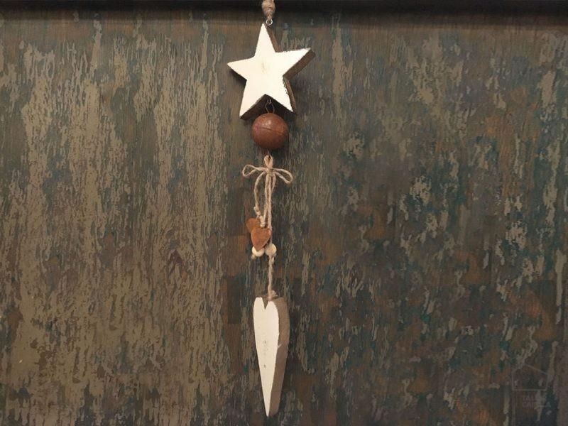 Adorno Navidad Guirnalda Estrella