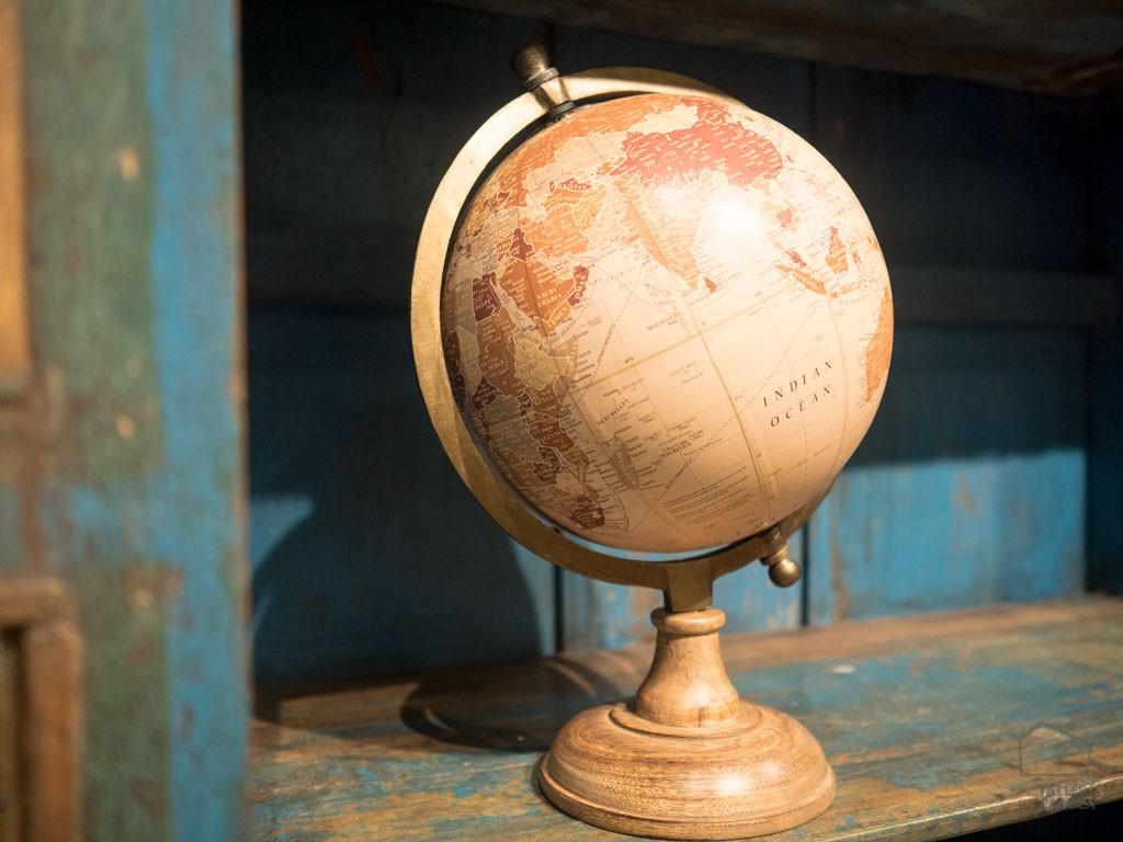 Bola del mundo el taller de carola - Bola del mundo decoracion ...