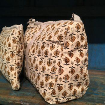 Bolsa Telas Estampadas