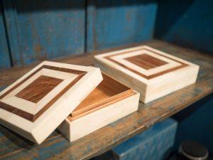 Bone Wood Box