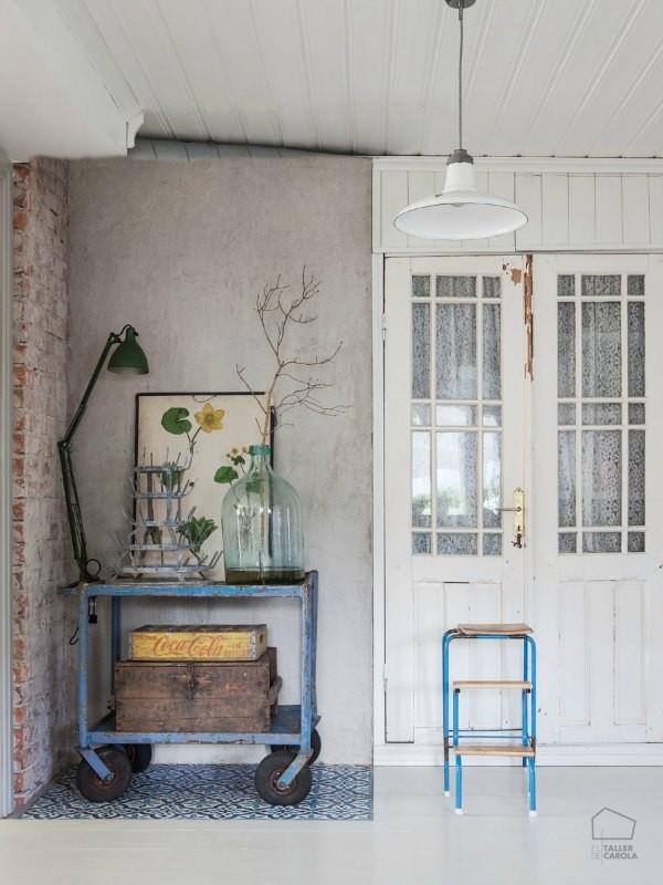 Muebles de estilo Industrial y Vintage
