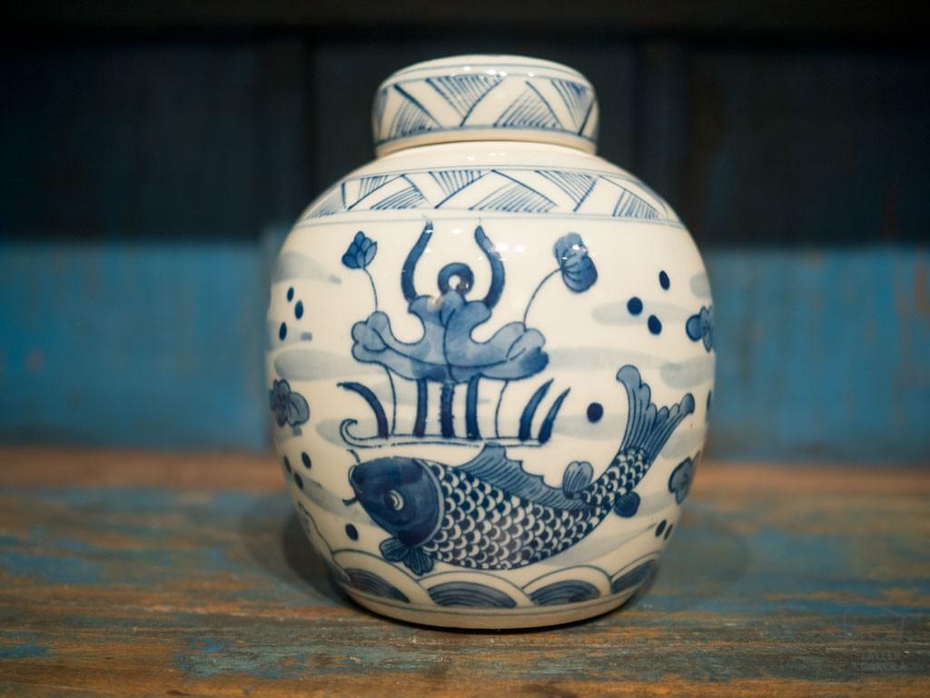 Ceramica china decoraci n el taller de carola - Ceramica decoracion ...