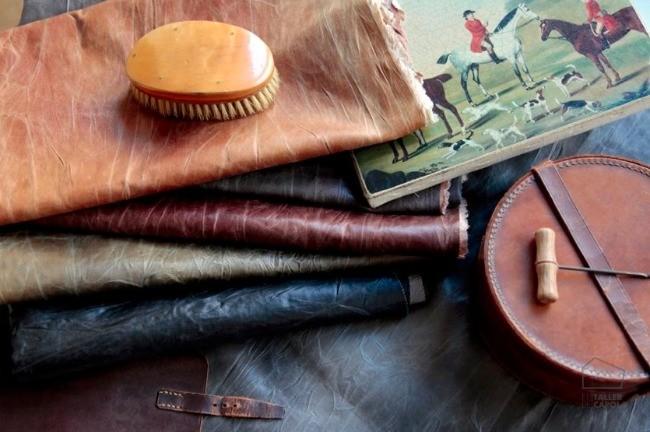 Colección Chesterfield, telas tienda