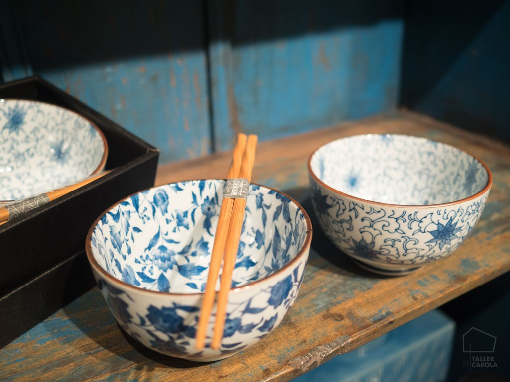 Cuencos Ceramica Japonesa El Taller De Carola