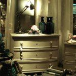 Escaparate decoración mueble francés, tienda Valencia