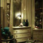 Escaparate decoración mueble estilo francés, tienda Valencia