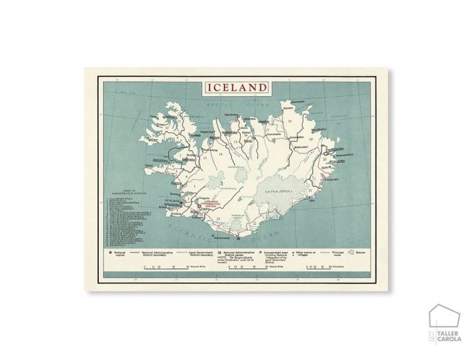 Iceland_map_draw