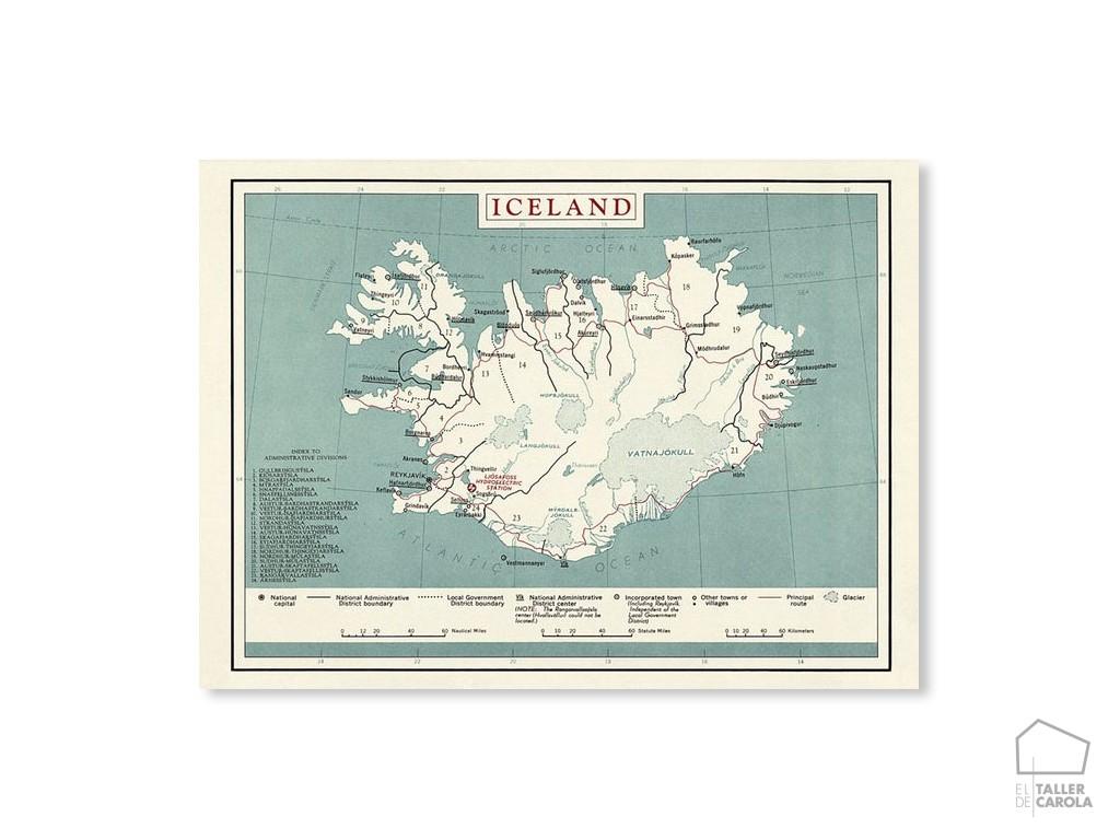 Iceland_map_draw