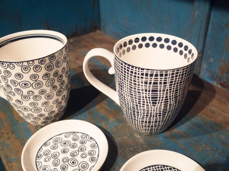 Juego Tazas Te Ceramica Japonesa