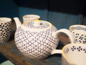 Juego Te Ceramica Japonesa