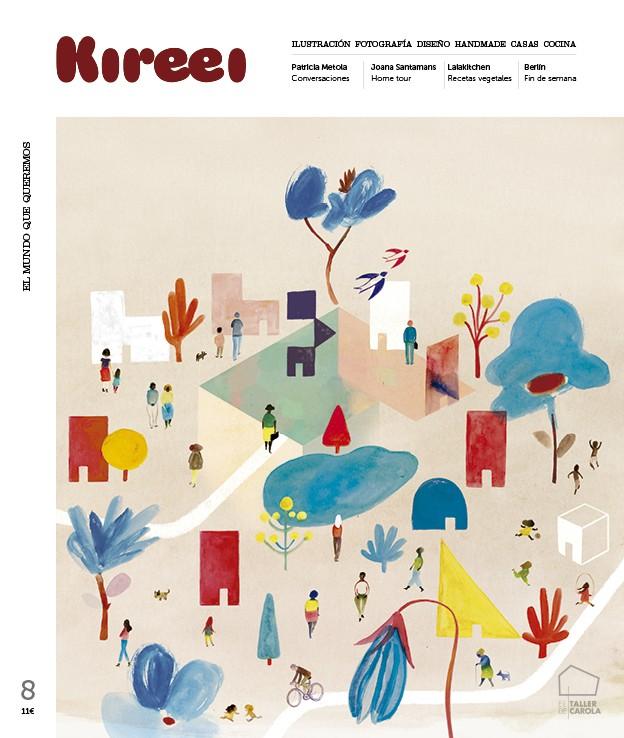 Revista kireei_8_PORTADA